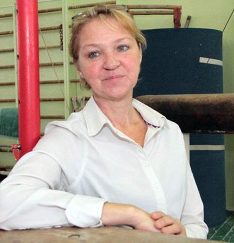 Елена Наймушина