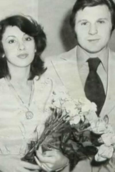 Свадьба Льва Лещенко и Ирины Багудиной