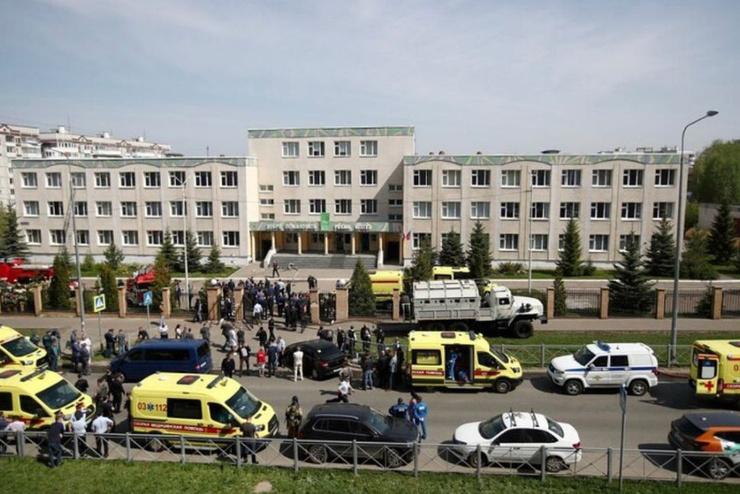 Ильназ Галявьев стрелял в учеников и сотрудников гимназии, которую окончил четыре года назад.