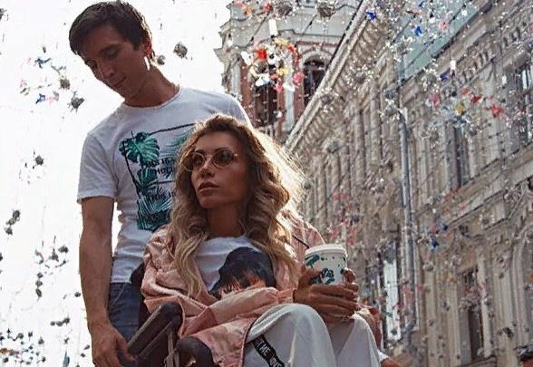 Юлия и ее супруг Алексей