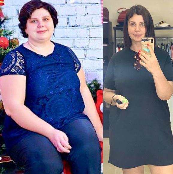 Еще несколько лет назад Марина весила более 130 килограммов