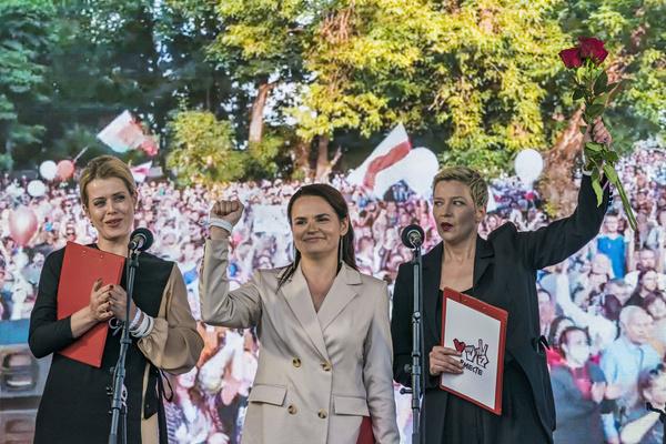 Главная женщина Республики Беларусь: что мы знаем о Светлане Тихановской
