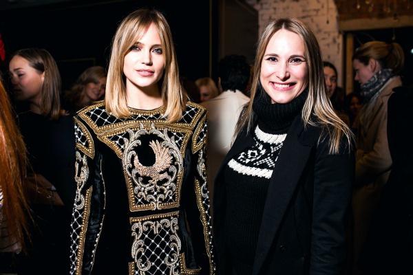О беременности Марии Кравцовой стало известно на показе новой коллекции H&M