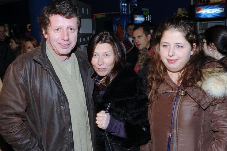 Михаил Ширвиндт, Татьяна Морозова и Саша