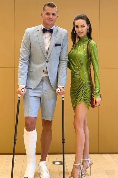 Дмитрий не первый раз восстанавливается после травмы