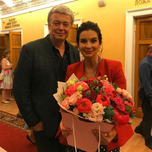 Екатерина и Александр Стриженовы являются одной из самых крепких пар в шоу-бизнесе