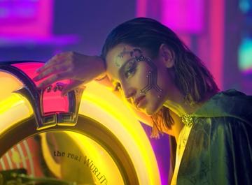 Бузова из будущего. Новый клип певицы в стиле футуризм
