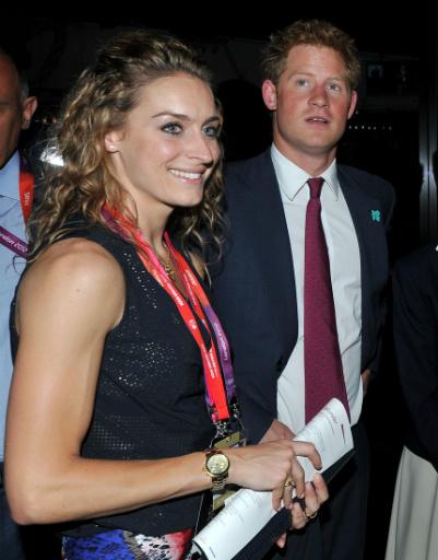 Принц Гарри был замечен с британской спортсменкой Эми Уильямс. А как же Сладкое шампанское?