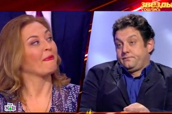 Ольга Лысак и Михаил Полицеймако