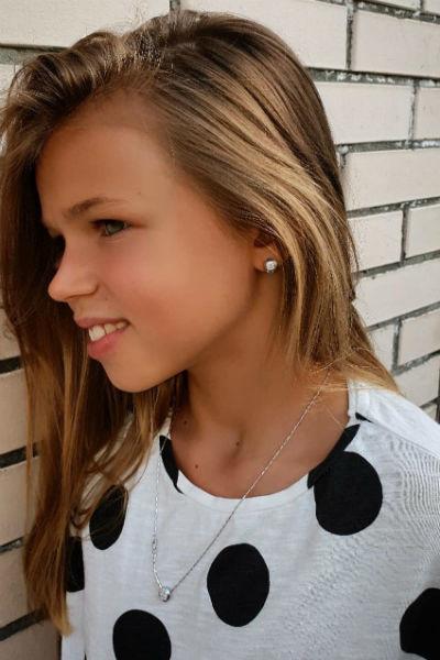 Дочь Тарасова Ангелина активно развивает модельную карьеру