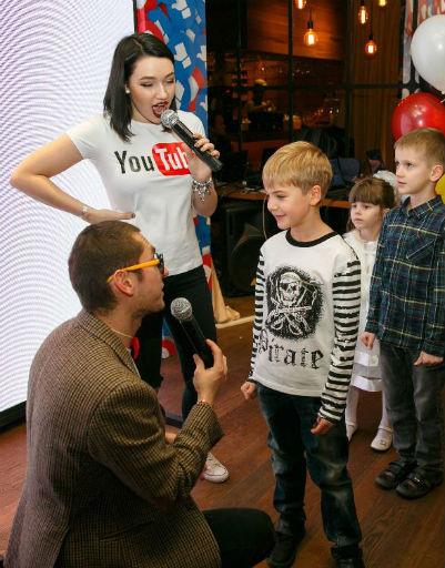 Дети активно участвовали в конкурсах