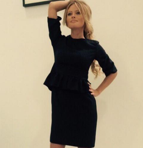 Дана Борисова, позировавшая несколько лет назад для обложки Playboy