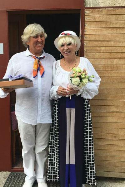 Фирсов и Легкоступова не только поженились, но и обвенчались