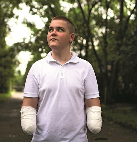 16-летний Ярослав хочет стать психологом
