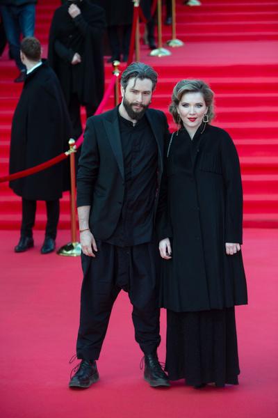 Онищенко и Веденская вместе уже несколько лет