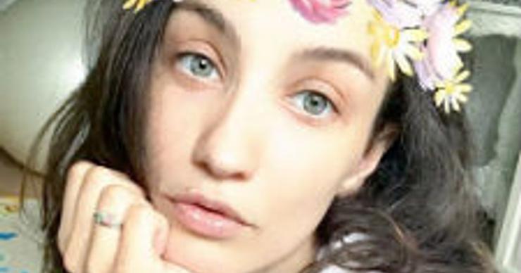 Виктория Дайнеко попала в аварию