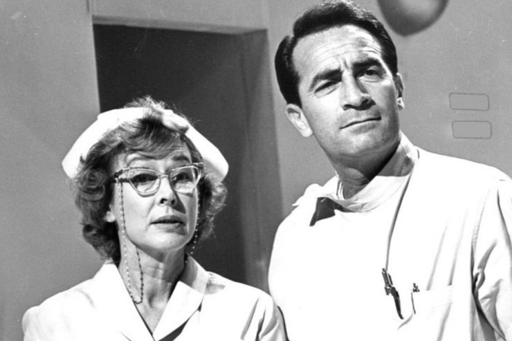 «Главный госпиталь» начал выходить на экраны еще в эпоху черно-белого телевидения