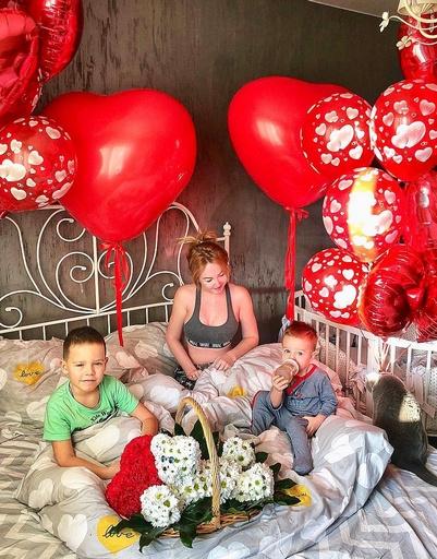 Муж приготовил Дарье Пынзарь романтический сюрприз