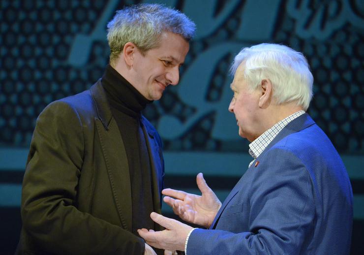 Олег Табаков пригласил Константина в свой театр