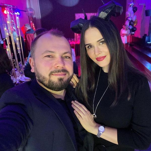 Ярослав Сумишевский с супругой Натальей
