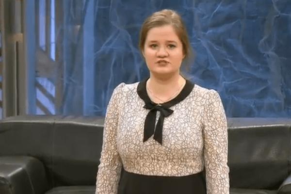 Марина Георгинова появилась в студии программы, чтобы оправдаться