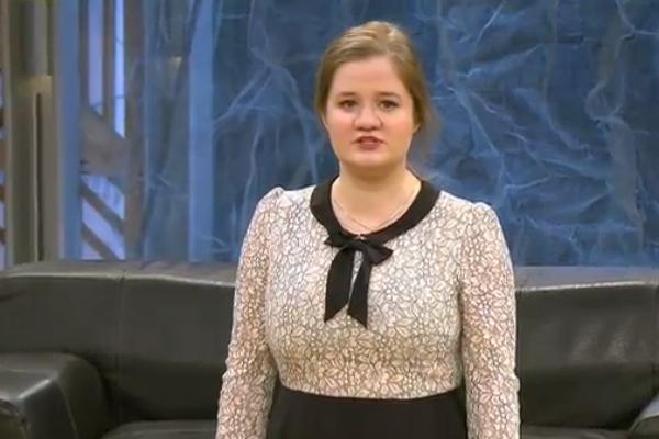 Марина Георгиева появилась в студии программы, чтобы оправдаться