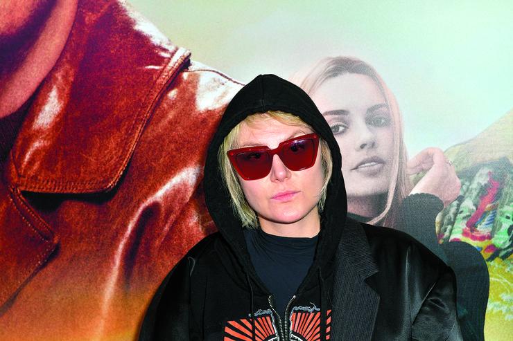Свободный наряд Ренаты Литвиновой на премьере фильма Квентина Тарантино не оценили критики