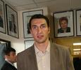 Владимира Кличко спасли с горящей яхты