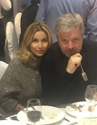 Ольга Орлова и Валдис Пельш