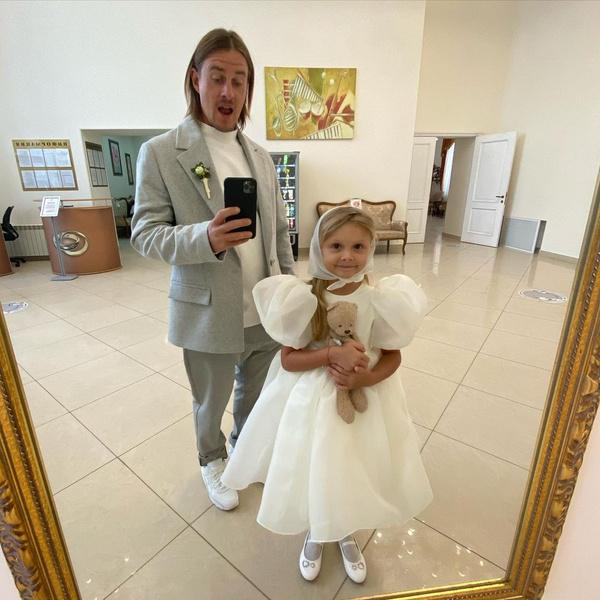 Зоткин хорошо ладит с дочерью Марии от первого брака