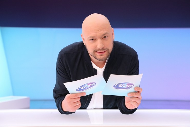 Владимир Маркони заменил Пушного в шоу «Галилео»