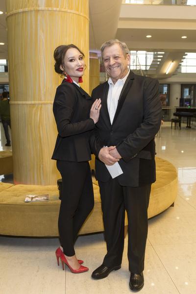 Борис Грачевский раньше везде появлялся с супругой