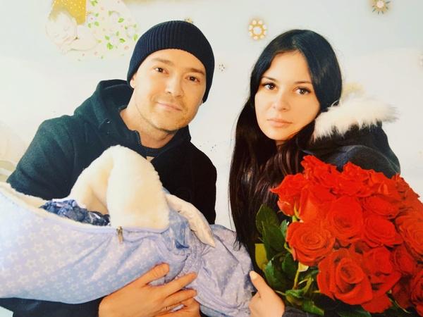 Четыре месяца назад Илья во второй раз стал отцом