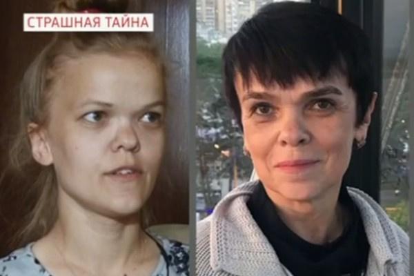 Милютина и Ирина, отказавшаяся от дочери 27 лет назад