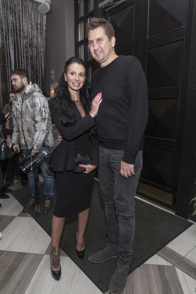 Анна со вторым супругом Артемом Кузякиным