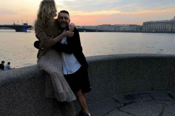 Недавно Сергей Шнуров вновь женился