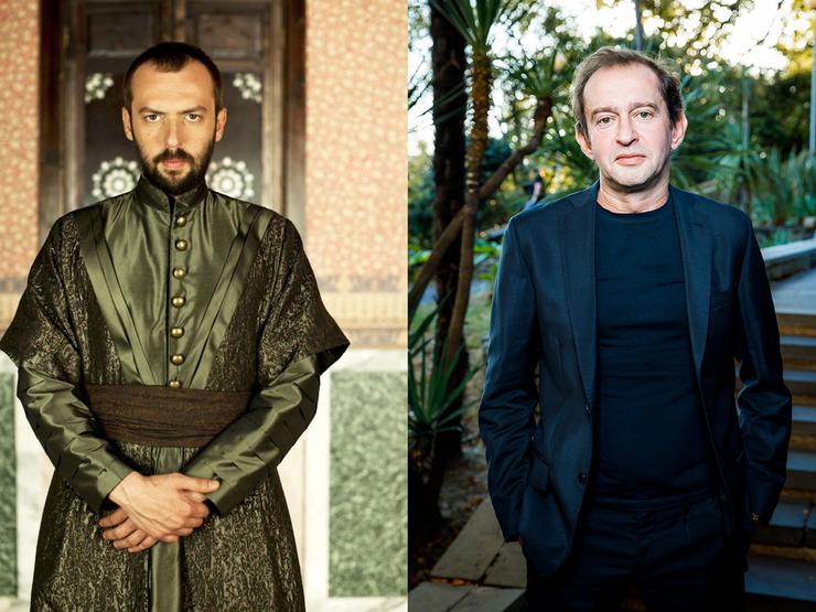 Окан Ялабык и Константин Хабенский