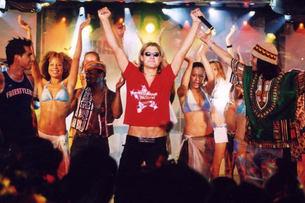 Участников группы «Динамит» наывали секс-символами десятилетия
