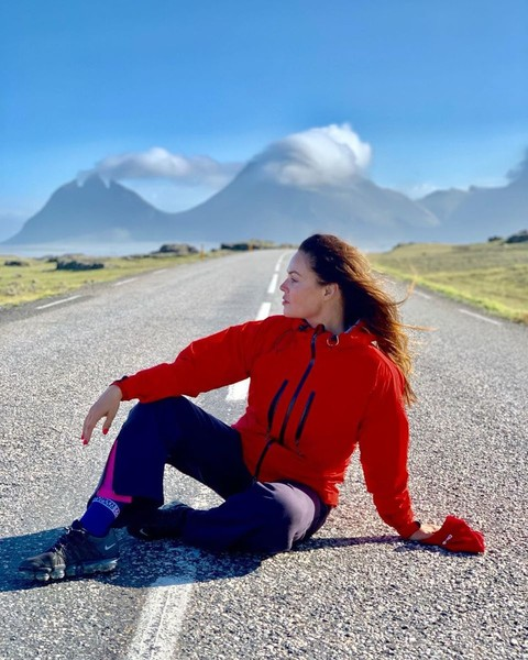 Екатерина обожает путешествовать, выбирая для отдыха экзотические уголки