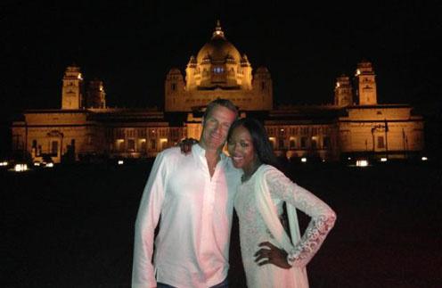 Наоми покинула Индию к счастью жителей Джайпура