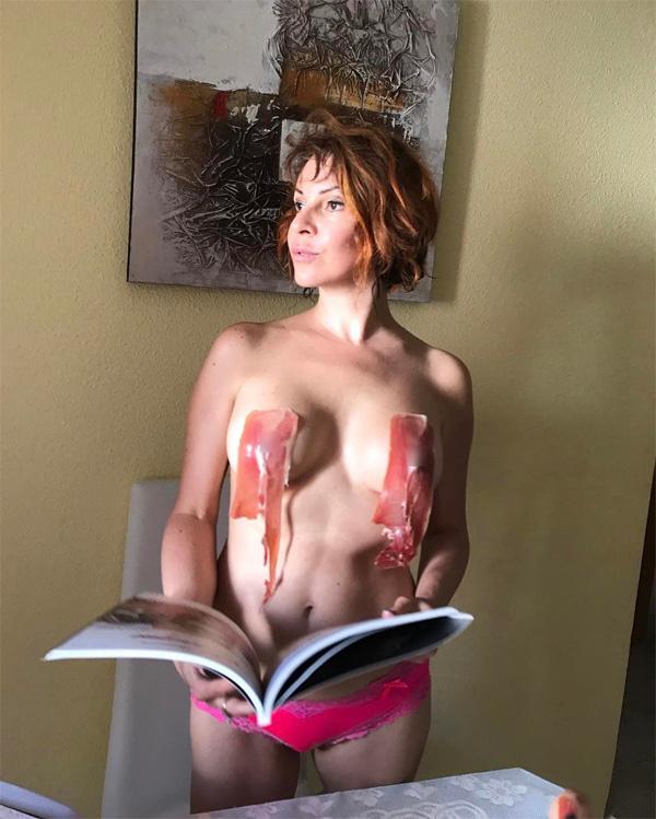 Наталья Штурм регулярно делится с поклонниками новыми кадрами