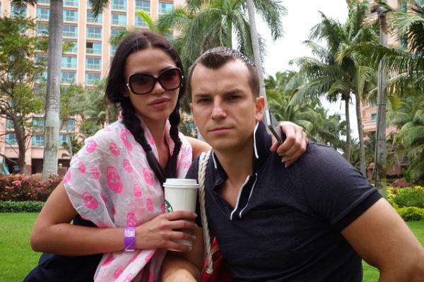 Алессандро и Светлана поженились в сентябре 2009 года