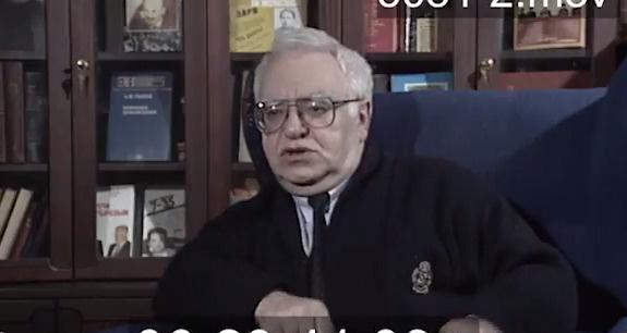 Михаил Шатров