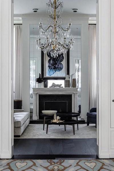 Назимова стала профессиональным декоратором и дизайнером интерьеров
