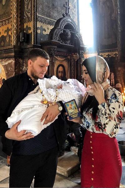 Таинство прошло в одно из киевских соборов