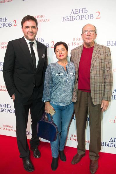 Максим Виторган помог отцу в трудную минуту