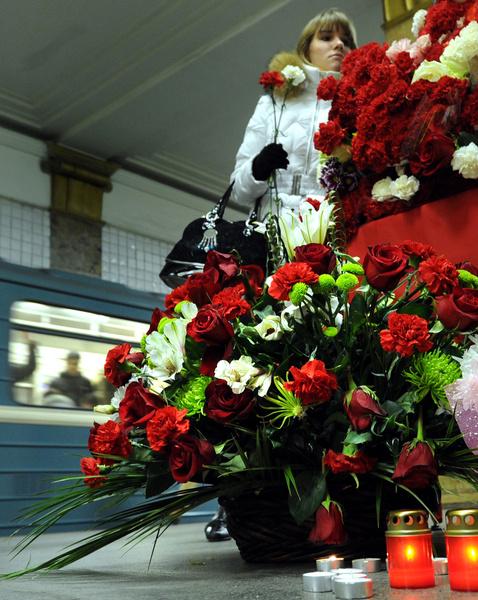 29 марта 2010-го произошло два теракта в московском метро