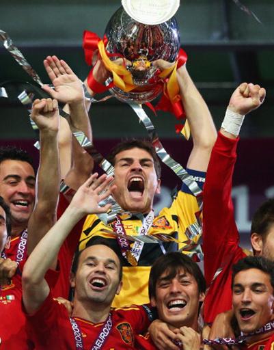 Триумф сборной Испании