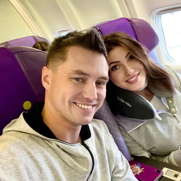 Роман Мальков и Анастасия Макеева