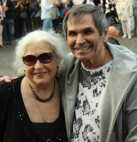 Бари Алибасов пришел в суд после свадьбы с Лидией Федосеевой-Шукшиной